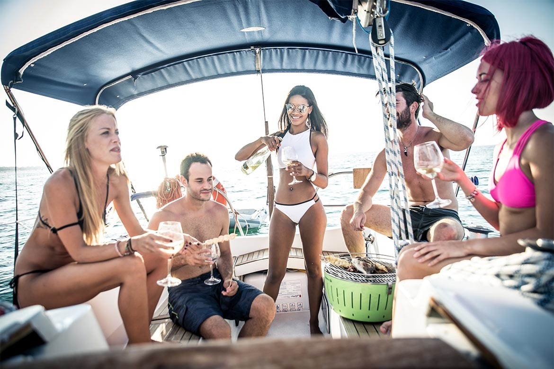 Bareboat Yachtcharter
