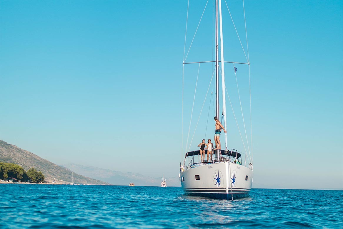 Bareboat Yacht Charter