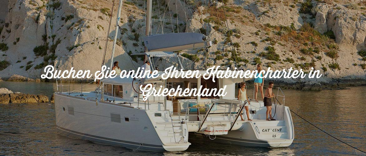 Navigare Yachting – Kabinencharter in Griechenland