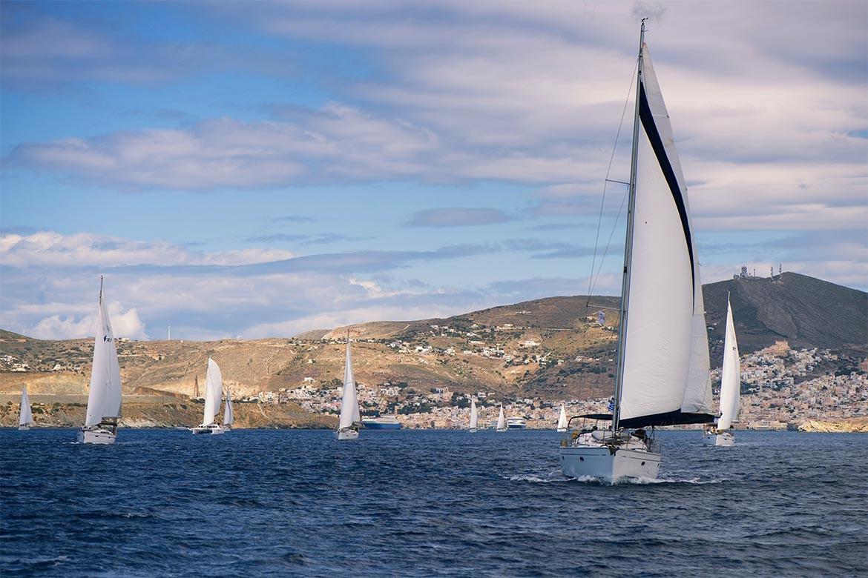 Flottillen Yachtcharter