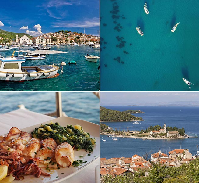 Flotilla Yacht Charter Croatia