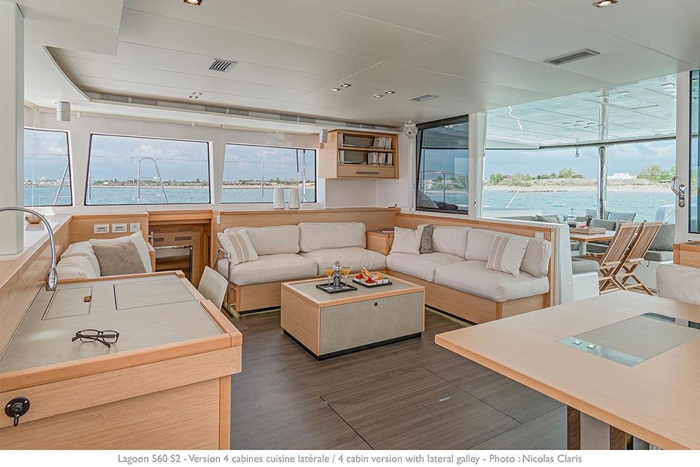 Luxusyacht-Charter mit Crew