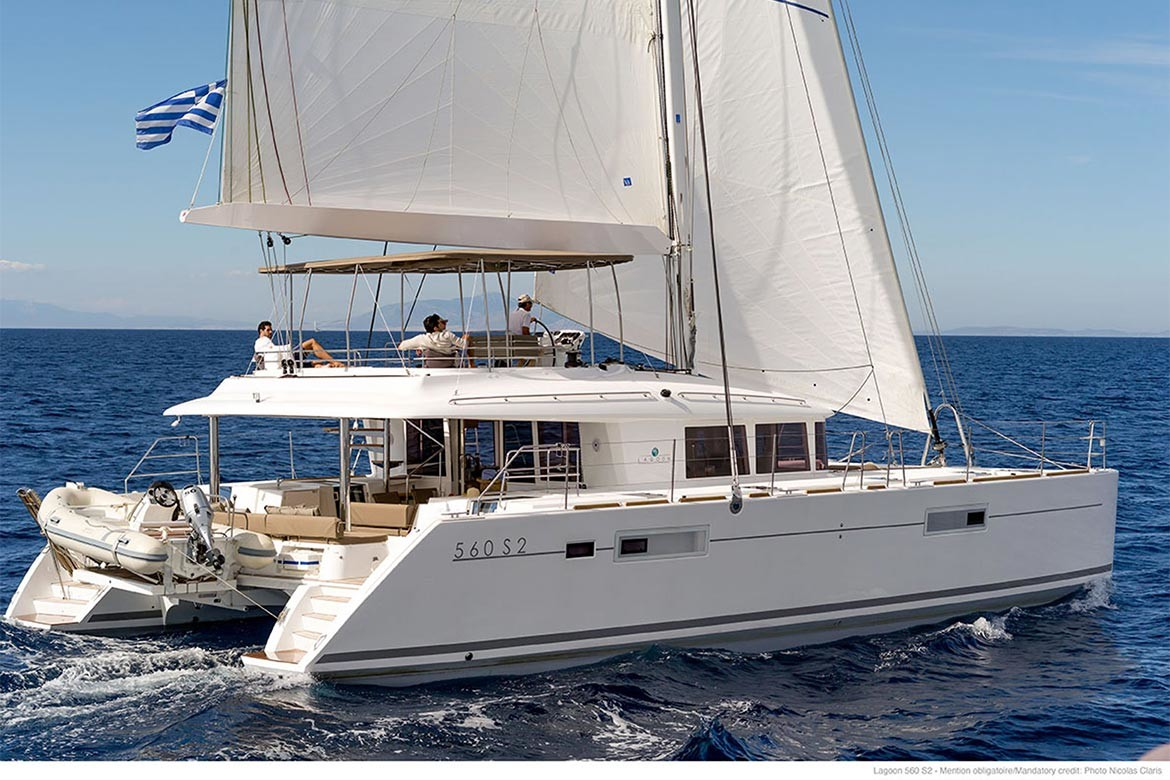 Luxury Crewed Charter