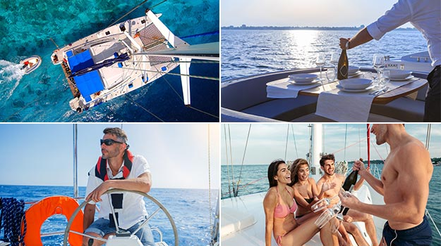 Luxury Crewed Charter Croatia
