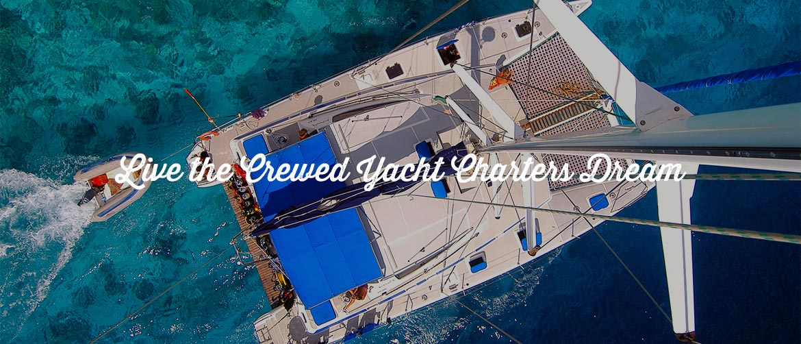 Luxury Crewed Charter BVI