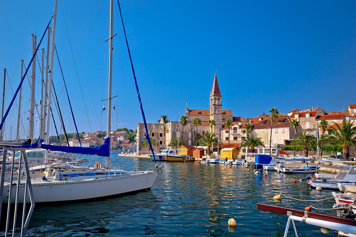 One-Way-Yachtcharter Dubrovnik - Split