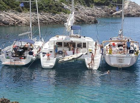 Fleet discount Yacht Charter