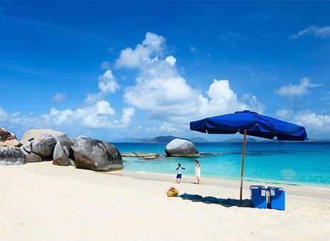 July & August BVI Yacht Charter British Virgin Islands