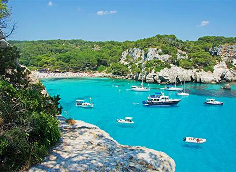 High Season special - Spain Yacht Charter