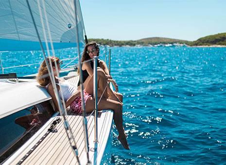 Bavaria Cruiser 46 Special - Greece Yacht Charter