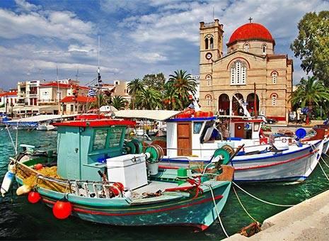 July, August & September GREECE Yacht Charter