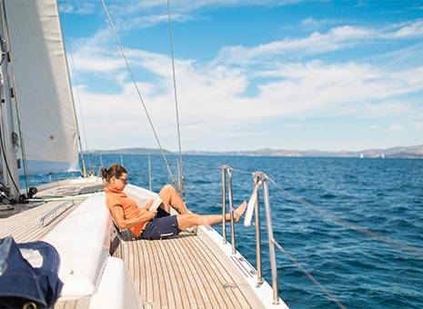 Special discount Yacht Charter