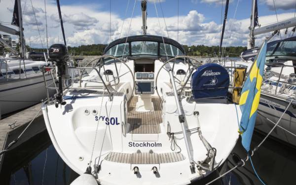 Bavaria 42 Cruiser, Sol