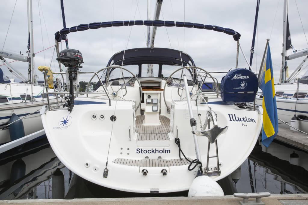 Bavaria 46 Cruiser, Illusion