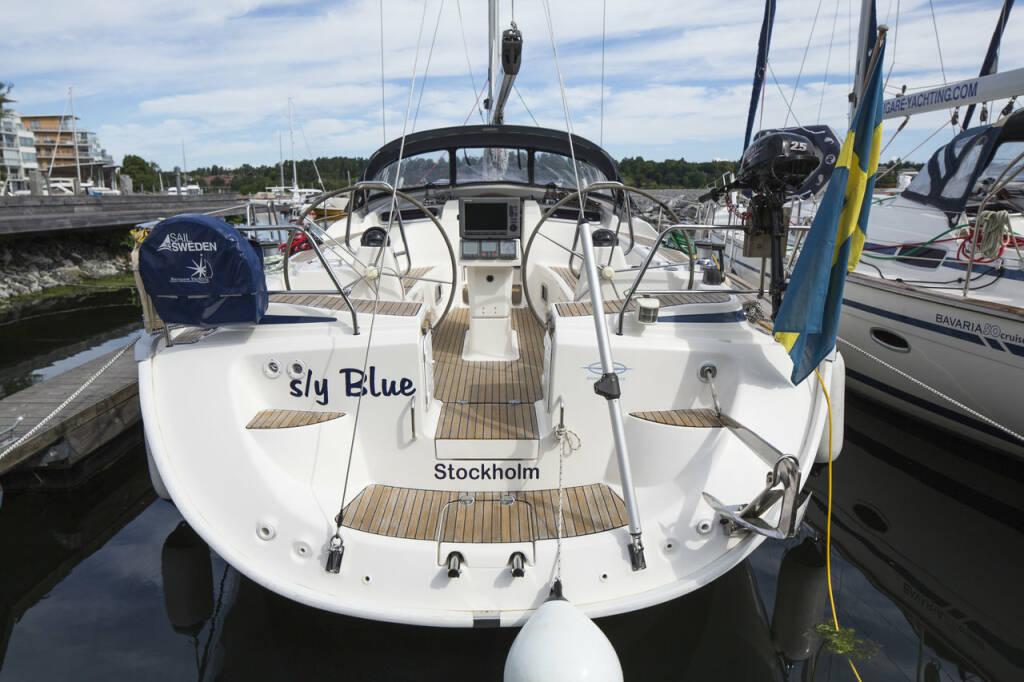 Bavaria 50 Cruiser, Blue