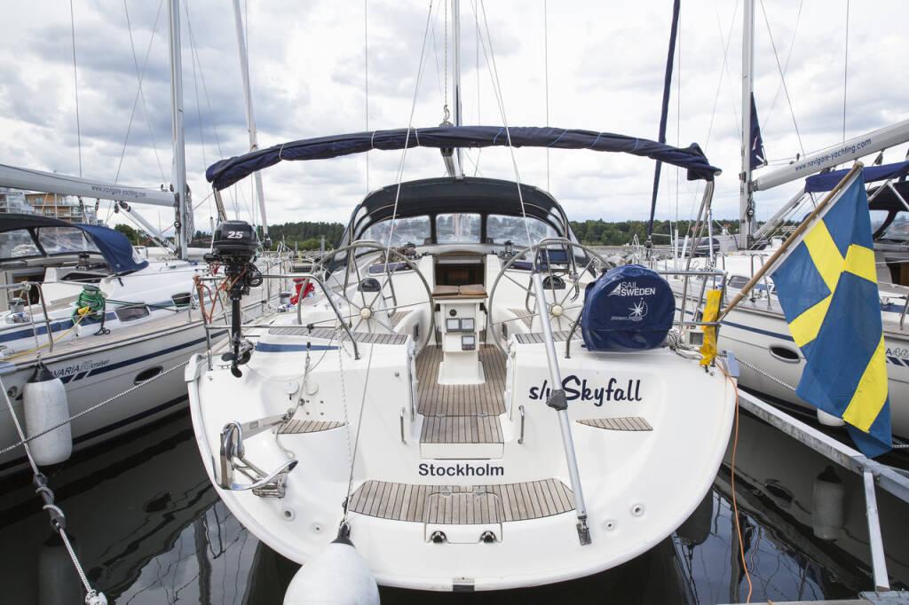 Bavaria 50 Cruiser, Skyfall