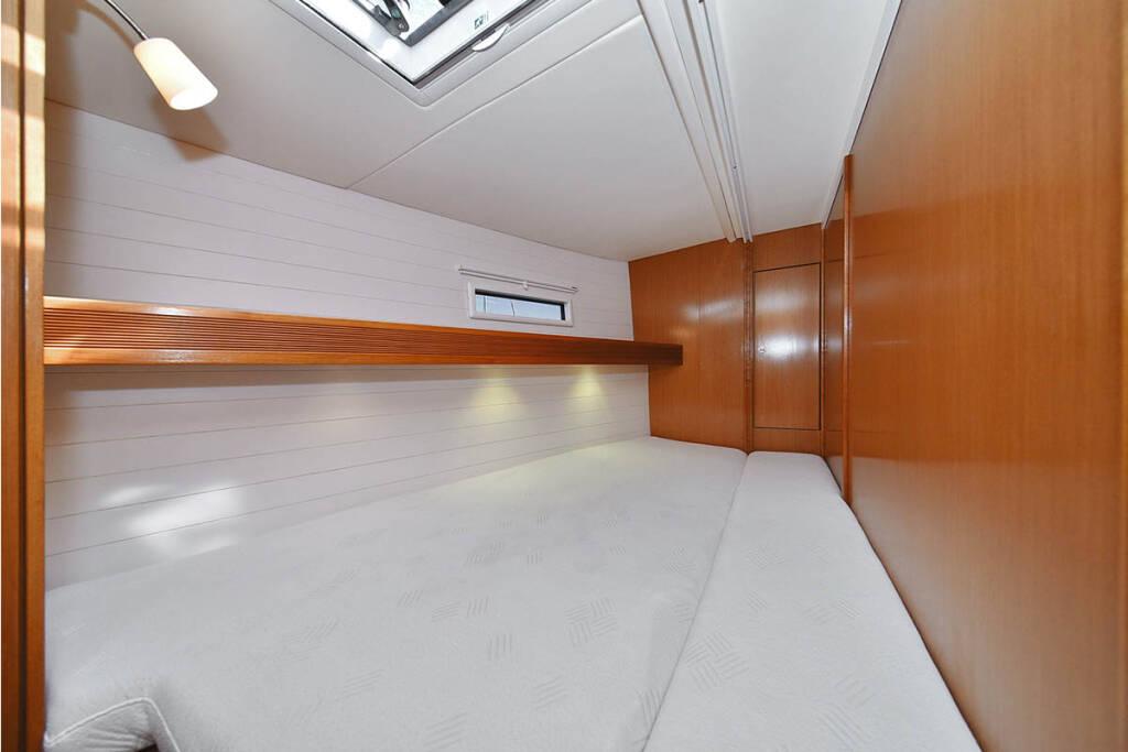 Bavaria 55 Cruiser, Rawa (Skippered)