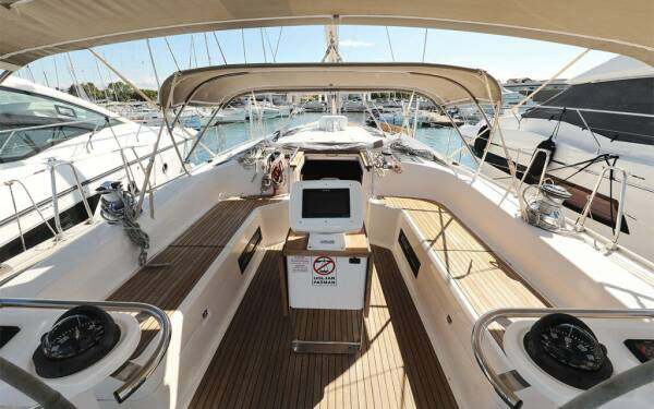 Bavaria 55 Cruiser, Rawa (Skippered)