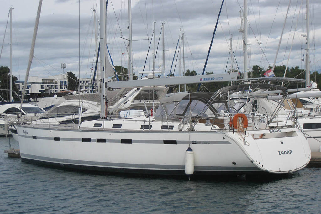 Bavaria 55 Cruiser, Rawa