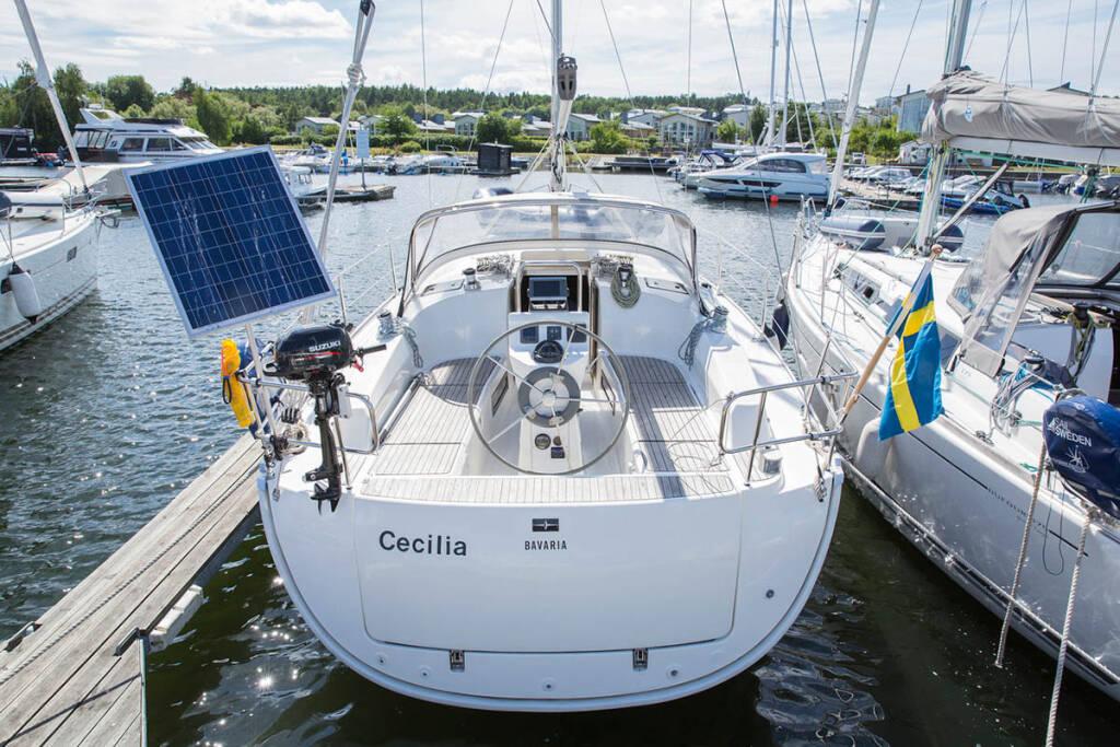 Bavaria Cruiser 36, Cecilia
