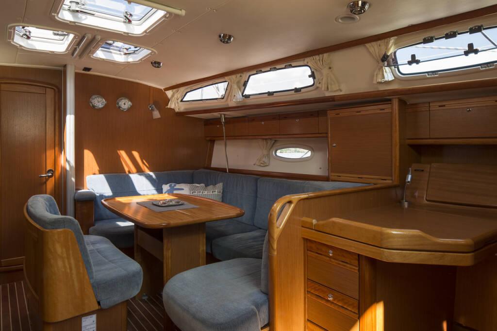 Bavaria Cruiser 40, Storm