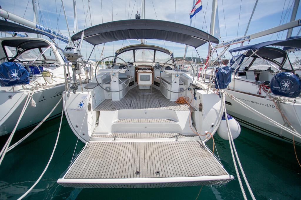 Bavaria Cruiser 45, New Sweden