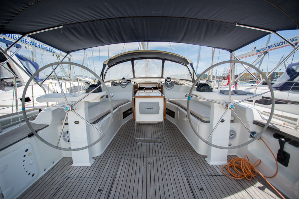Bavaria Cruiser 45, New Sweden