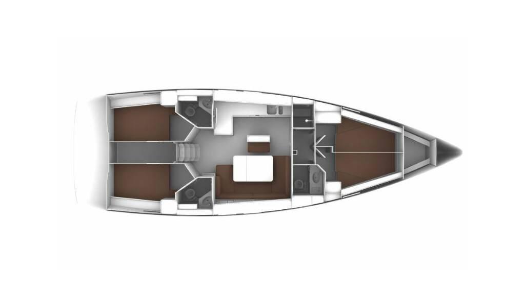 Bavaria Cruiser 46, Kahlua