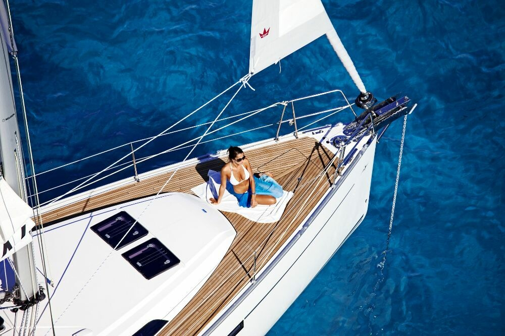 Bavaria Cruiser 46, Sea Spark