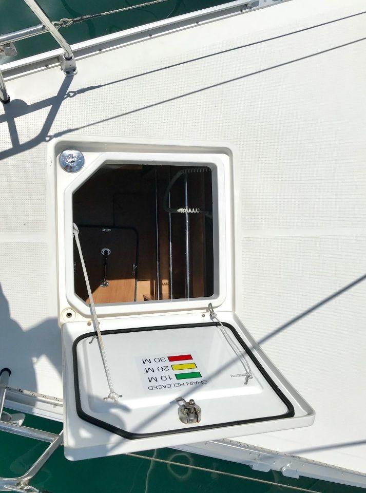 Bavaria Cruiser 46, Amadi