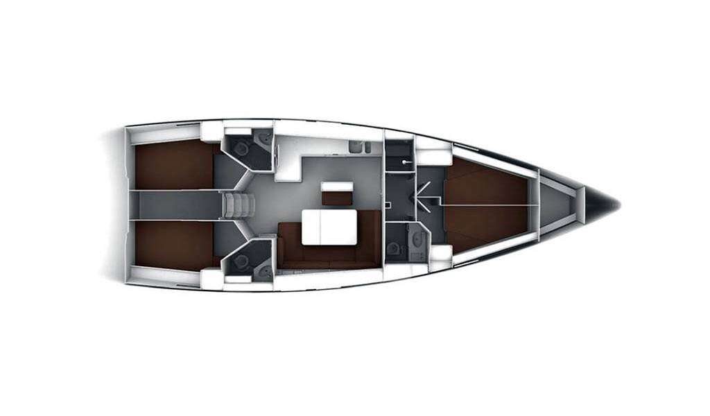 Bavaria Cruiser 46, Pimpinella