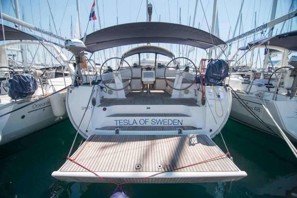 Bavaria Cruiser 51, Tesla of Sweden