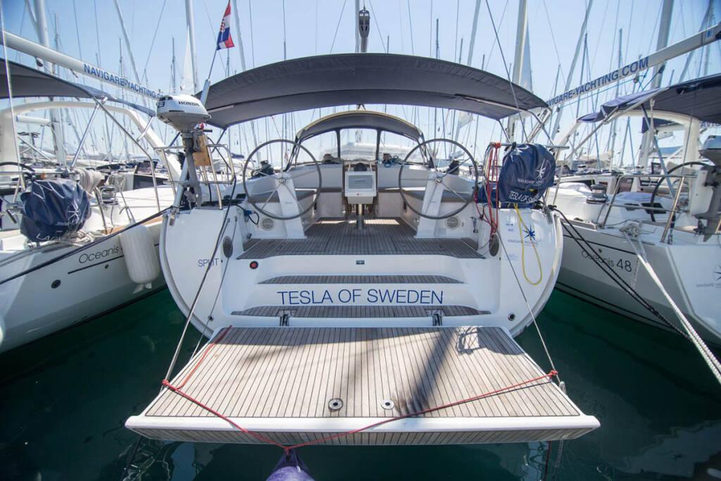 Bavaria Cruiser 51, Tesla of Sweden SPA