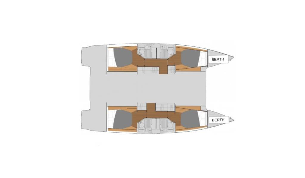 Fountaine Pajot Astrea 42, CARPE DIEM (ex. V7386)