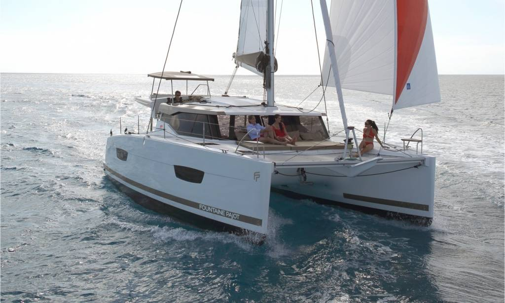 Fountaine Pajot Lucia 40, NYAB 47