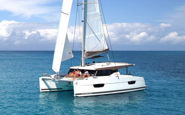 Fountaine Pajot Lucia 40, In Context (FRIDAY)