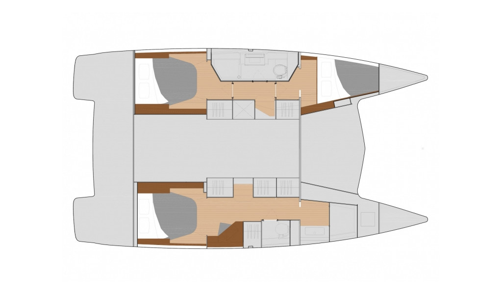 Fountaine Pajot Lucia 40, In Context (fri)