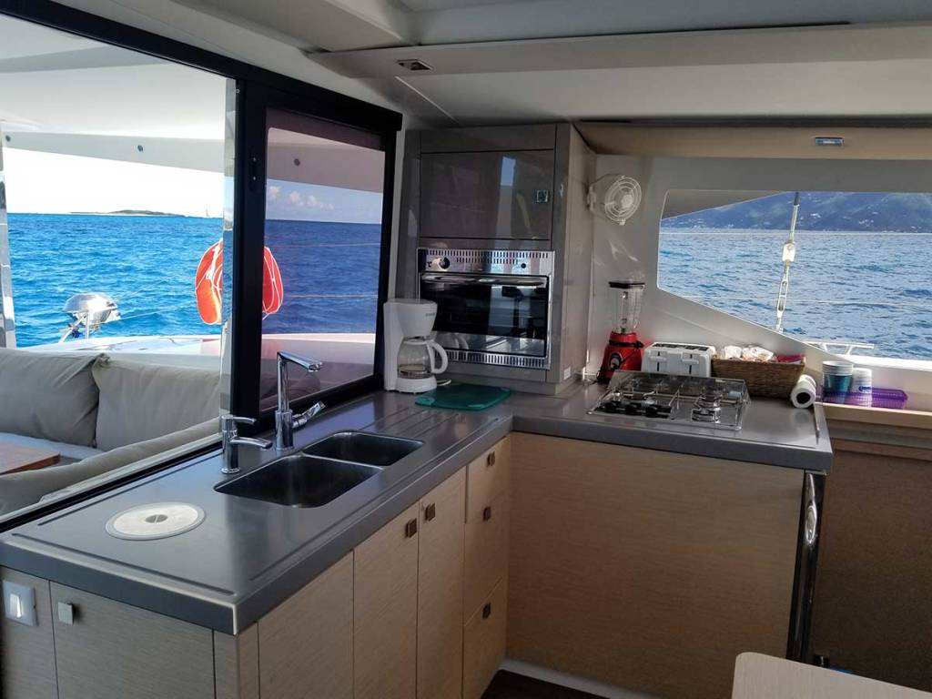 Fountaine Pajot Lucia 40, Aqua Dream