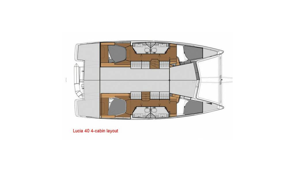 Fountaine Pajot Lucia 40 From The Fields