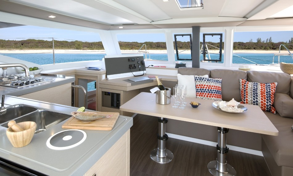 Fountaine Pajot Lucia 40, From The Fields