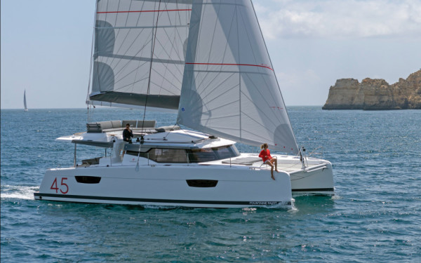 Fountaine Pajot Elba 45, Coco
