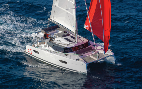 Fountaine Pajot New 45, OCEAN'S TWELVE
