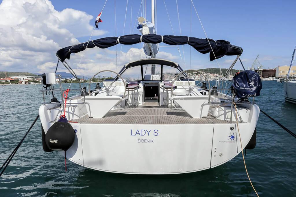 Hanse 575, Lady S
