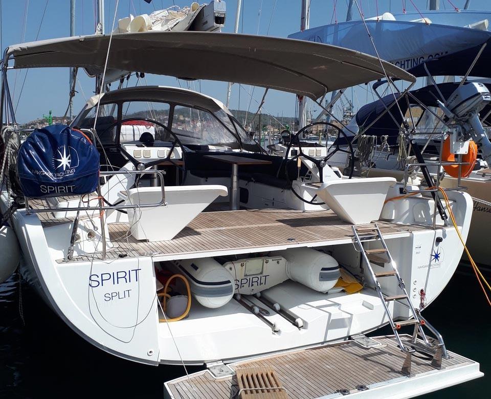 Hanse 575, Spirit III