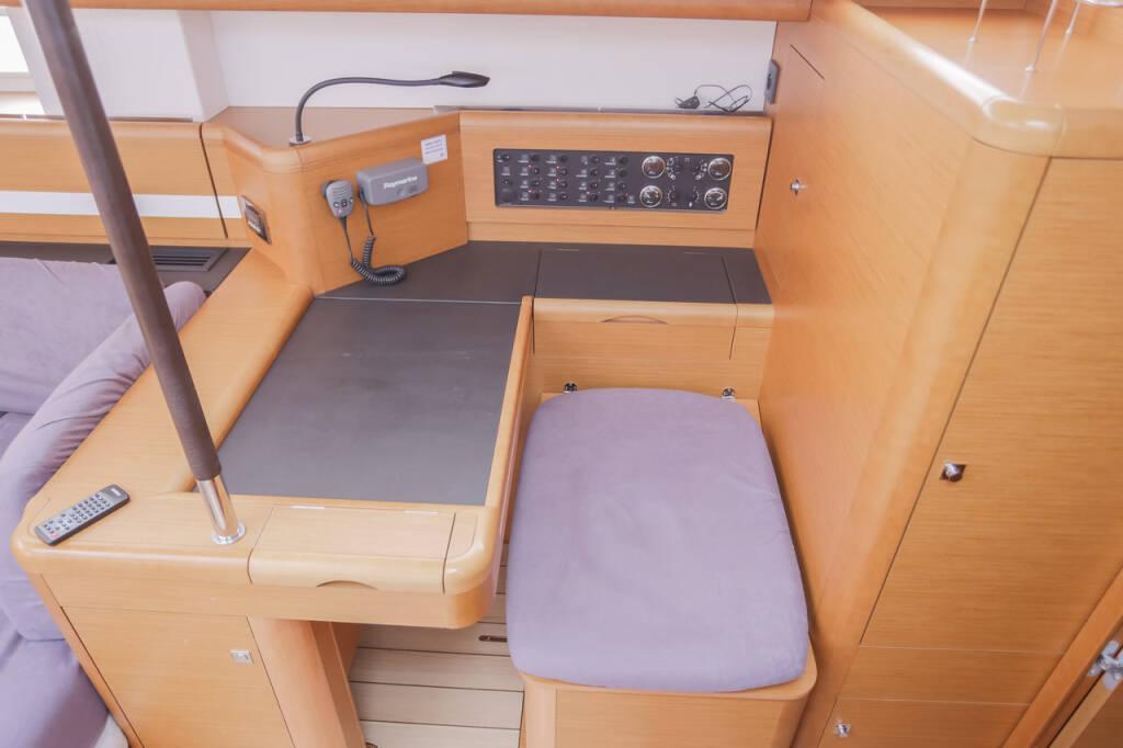 Jeanneau 57, KaKa KaCha - 4 + 1 cab.