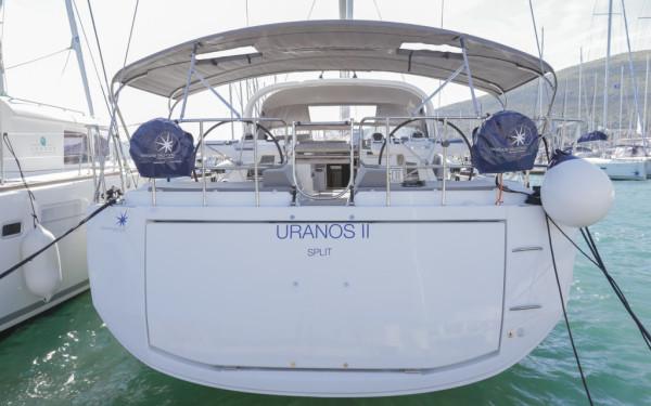 Jeanneau 64, Uranos II