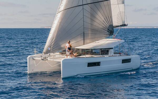 Lagoon 40, Lady Birgith - BAH