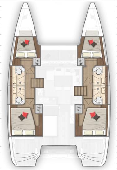 Lagoon 40, AMALIA II