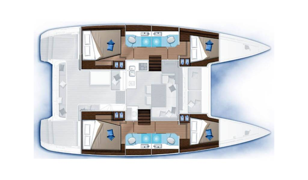 Lagoon 40, Queen Marry II