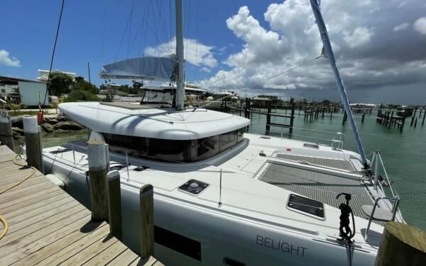 Lagoon 42, Belight - BAH